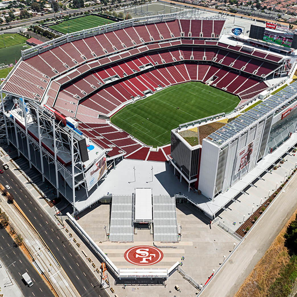 CEI serves as Design/Build electrical contractor at Levi's Stadium