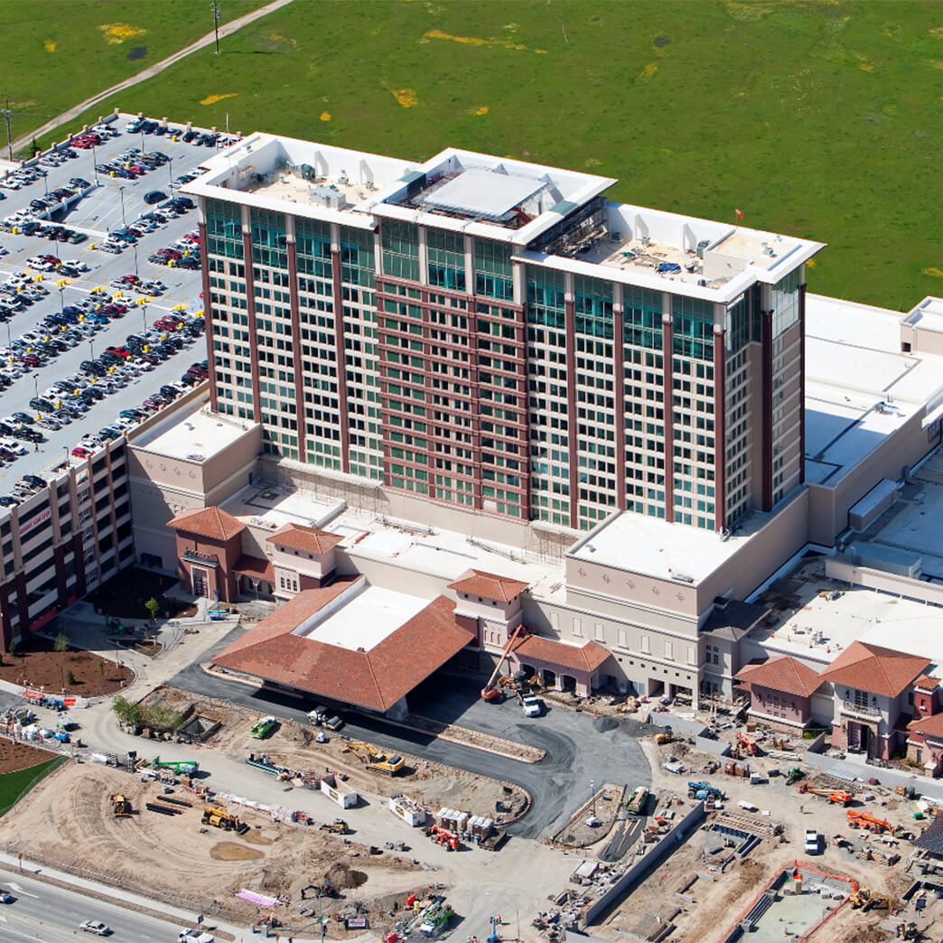 CEI works on the Thunder Valley Casino & Resort