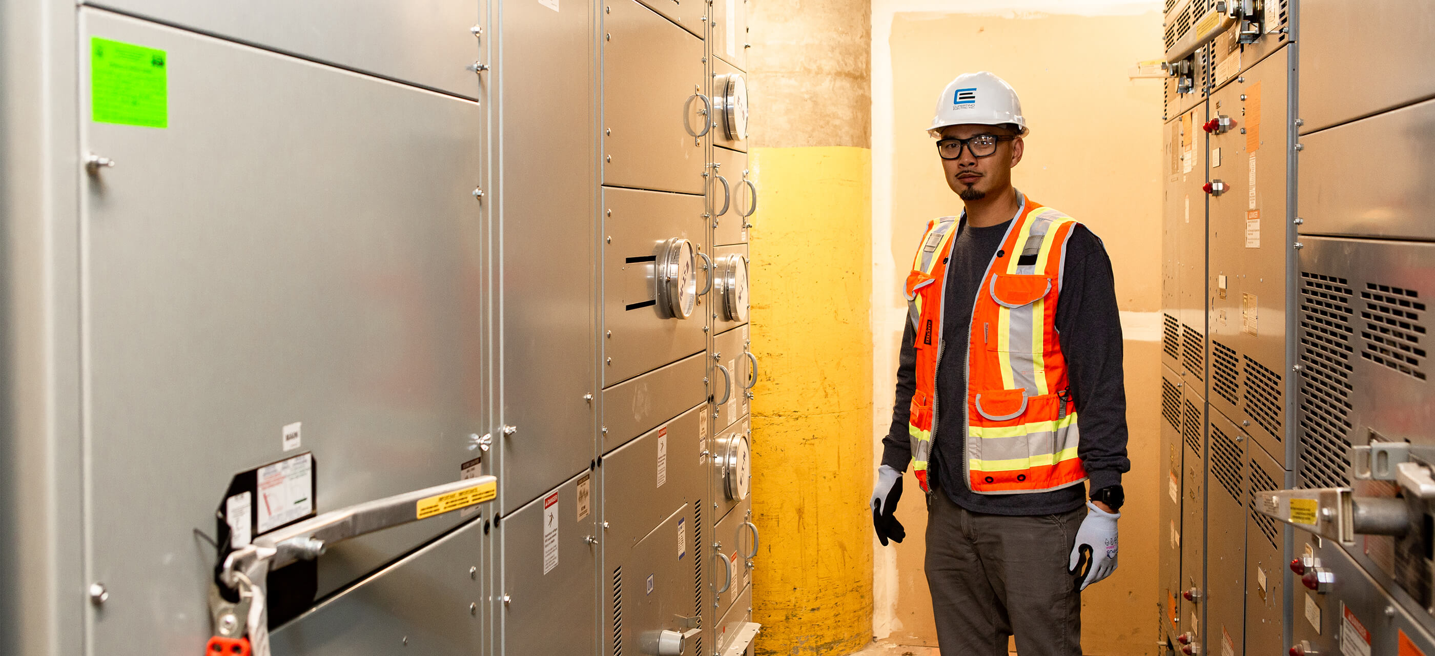Cupertino Electric's Commissioning services
