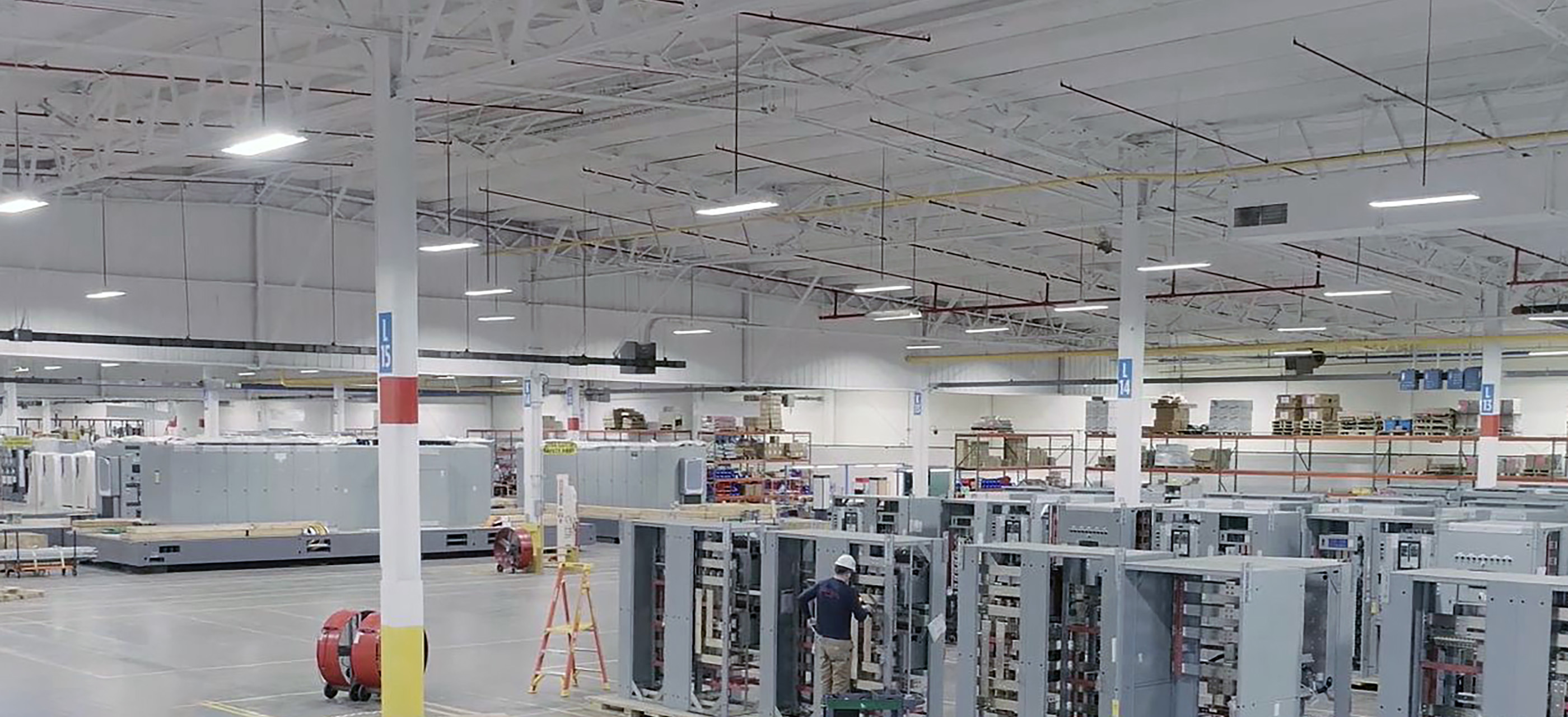 Prefabricated modular facility for data center solutions