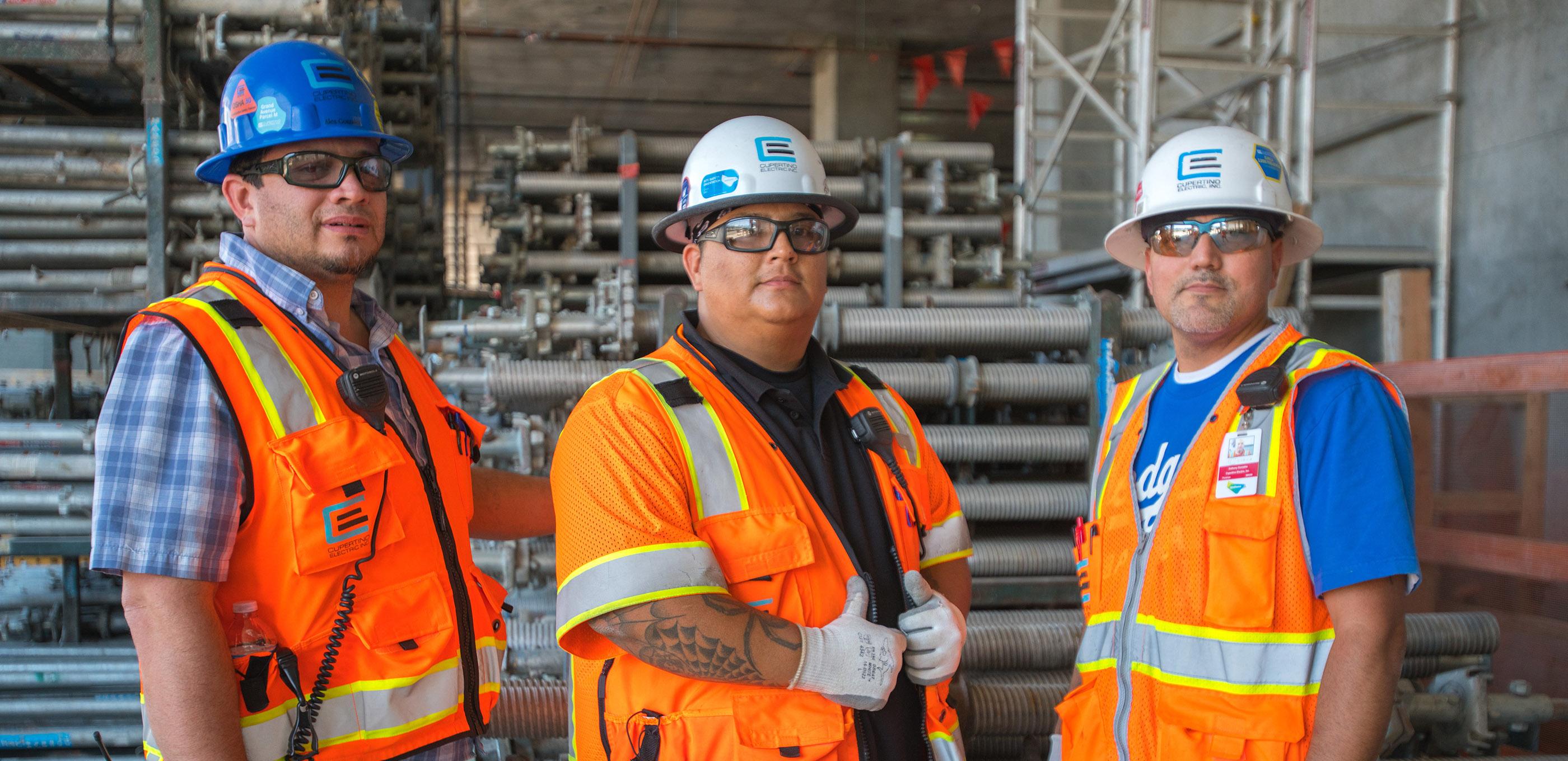supplier diversity electrical construction